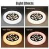 Excelvan 18 inch 36W RGB LED Ceiling Light photo