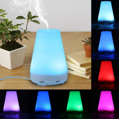 Finether Aroma Diffuser Ultrasonic Humidifier Mist Aromatherapy Purifier 100ML FH - 001 US