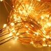 Excelvan Warm White Color 30 LED x 12 String Starry Lights photo