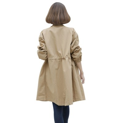 Casual Trench Coat 2016 Fall New Arrival  Plus Size Trench Coat for Women  Slim Windbreaker Female Desigual Long Coat Femme Ladies TrenchcoatJackets &amp; Coats<br>Casual Trench Coat 2016 Fall New Arrival  Plus Size Trench Coat for Women  Slim Windbreaker Female Desigual Long Coat Femme Ladies Trenchcoat<br>