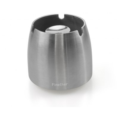 Finether OTYHG - 002 Stainless Steel Ashtray