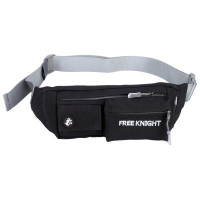 Free Knight Water Resistant Running Belt Bum Waist Pouch Fanny Pack Camping Sport Hiking Zip Bag Phone Pouch