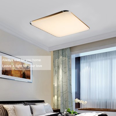 Floureon® 36W LED Ceiling Light, 2.4G Wireless Remote Control Infinite Dimming, 29inch LED Flush Mount Ceiling Light, 2600LM, 100~240V, Suitable for Living Room, Kitchen, Hotel, Meeting Room. Function
