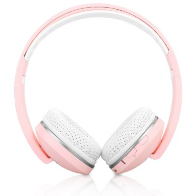 EXCELVAN YS - BT9950 Headsets Bluetooth Stereo Pink Headphones