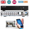 SECULINK 16 CH AHD 1080N HDMI CCTV Security Camera Video Recorder Cloud DVR UK photo