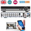 best SECULINK 16 CH AHD 1080N HDMI CCTV Security Camera Video Recorder Cloud DVR UK