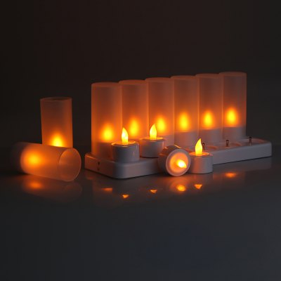CL213812Y Rechargeable Candles Light