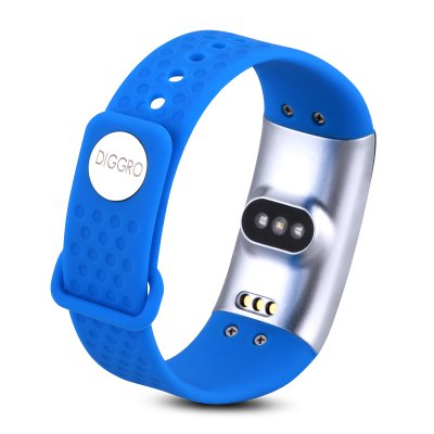 Diggro Smart Bracelet S1 Heart Rate and Blood Oxygen Monitor Sport Fitness Tracker Bluetooth Smart Watch  Sleep Quality Monitor BandSmart Watches<br>Diggro Smart Bracelet S1 Heart Rate and Blood Oxygen Monitor Sport Fitness Tracker Bluetooth Smart Watch  Sleep Quality Monitor Band<br>