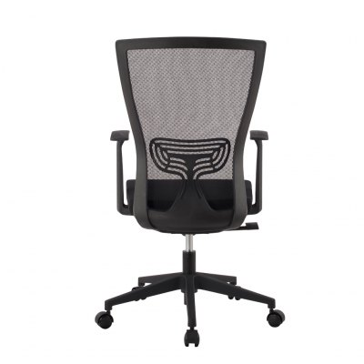 (DE MCB067 Office Chair) LANGRIA Ergonomic Mid-Back Mesh Executive Computer Office Chair, Lumber Support, 360 Degree Swivel, Synchro-Tilt and 3-Position Lock, BlackOther Home Improvement<br>(DE MCB067 Office Chair) LANGRIA Ergonomic Mid-Back Mesh Executive Computer Office Chair, Lumber Support, 360 Degree Swivel, Synchro-Tilt and 3-Position Lock, Black<br>