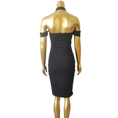 Womens Elegant Sexy Vintage Retro Pinup Tunic Wear to Club  Office Business Casual Party Pencil Sheath Bodycon Off The Shoulder DressBodycon Dresses<br>Womens Elegant Sexy Vintage Retro Pinup Tunic Wear to Club  Office Business Casual Party Pencil Sheath Bodycon Off The Shoulder Dress<br>