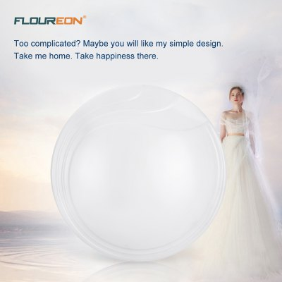 Floureon Round LED Ceiling Light