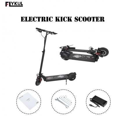 Flykul 8 Inches Foldable Mini Electric Kick Scooter