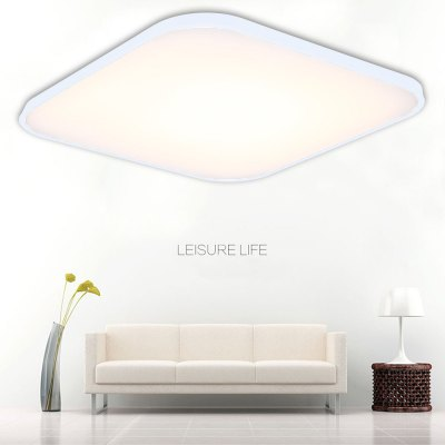 Floureon® Super Thin 30W LED Ceiling Light, 2.4G Wireless Remote Control Infinite Dimming, 24inch LED Flush Mount Ceiling Light, 2000LM, 100~240V, Suitable for Living Room, Bedroom, Hotel, Bakery etc.Flush Ceiling Lights<br>Floureon® Super Thin 30W LED Ceiling Light, 2.4G Wireless Remote Control Infinite Dimming, 24inch LED Flush Mount Ceiling Light, 2000LM, 100~240V, Suitable for Living Room, Bedroom, Hotel, Bakery etc.<br>