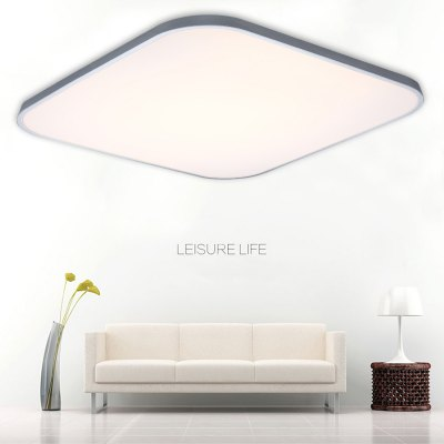 Floureon® Super Thin 36W LED Ceiling Light, 2.4G Wireless Remote Control Infinite Dimming, 28inchLED Flush Mount Ceiling Light, 2800LM, 100~240V, Suitable for Living Room, Bedroom, Hotel, Bakery etc.Flush Ceiling Lights<br>Floureon® Super Thin 36W LED Ceiling Light, 2.4G Wireless Remote Control Infinite Dimming, 28inchLED Flush Mount Ceiling Light, 2800LM, 100~240V, Suitable for Living Room, Bedroom, Hotel, Bakery etc.<br>