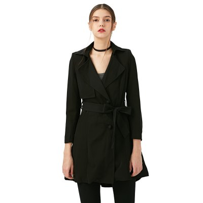 Fashion Trench Coat 2016 Fall New Arrival  Plus Size Trench Coat for Women  Slim Windbreaker Female Desigual Long Coat Femme Ladies TrenchcoatJackets &amp; Coats<br>Fashion Trench Coat 2016 Fall New Arrival  Plus Size Trench Coat for Women  Slim Windbreaker Female Desigual Long Coat Femme Ladies Trenchcoat<br>