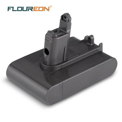 FLOUREON Dyson DC34 Vaccum Cleaner  22.2V 2000mAh Li-ion GreyRobot Vacuum Accessories<br>FLOUREON Dyson DC34 Vaccum Cleaner  22.2V 2000mAh Li-ion Grey<br>