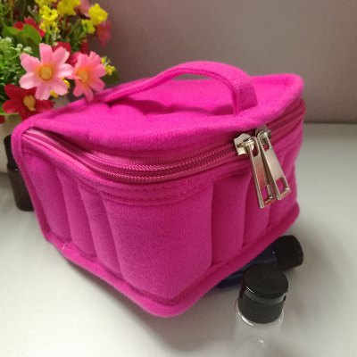 Finether 30-Bottle Essential Oil Nail Polish Carrying CaseStorage Bags<br>Finether 30-Bottle Essential Oil Nail Polish Carrying Case<br>