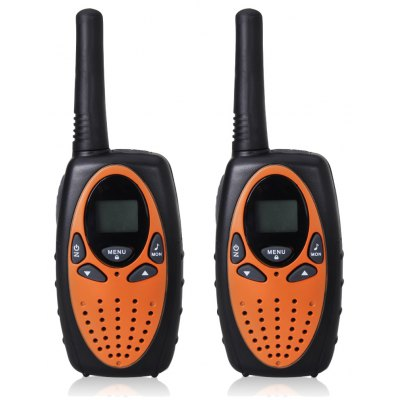 M-880 8 Channel UHF Handheld Twin Walkie Talkie