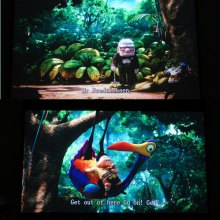 Portable 16:9 72 inch Projector Screen