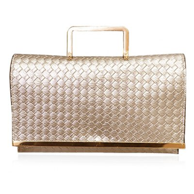 PU Leather Design Clutch Bag For Women