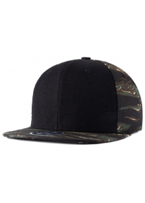 Stylish Camouflage Pattern Matching Baseball Cap For Men
