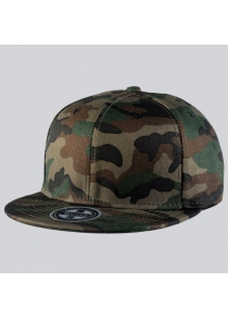 Stylish Camouflage Pattern Baseball Cap For Men