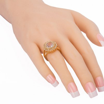 Elegant Rhinestoned Blossom Shape Ring For WomenRings<br>Elegant Rhinestoned Blossom Shape Ring For Women<br><br>Gender: For Women<br>Metal Type: Copper Alloy<br>Style: Noble and Elegant<br>Shape/Pattern: Floral<br>Diameter: 1.7CM<br>Weight: 0.040KG<br>Package Contents: 1 x Ring