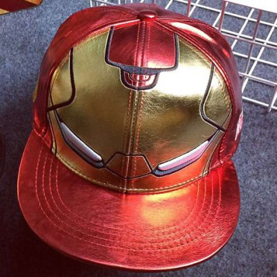 Stylish Iron Man Helmet Pattern PU Baseball Cap For KidsKids Accessories<br>Stylish Iron Man Helmet Pattern PU Baseball Cap For Kids<br><br>Hat Type: Baseball Caps<br>Group: Children<br>Gender: Unisex<br>Style: Fashion<br>Pattern Type: Others<br>Material: Faux Leather<br>Weight: 0.130KG<br>Package Contents: 1 x Hat