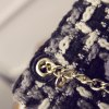 Stylish Chain and Colour Block Design Crossbody Bag For Women deal