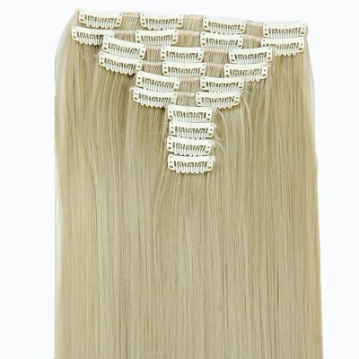 Ladylike High Temperature Fiber Straight Long Hair Extensions For WomenHair Extensions<br>Ladylike High Temperature Fiber Straight Long Hair Extensions For Women<br><br>Hair Extension Type: Clip-In/On<br>Style: Straight<br>Fabric: Heat Resistant Synthetic Hair<br>Length: Long<br>Weight: 0.210KG<br>Package Contents: 1 x Hair Extensions<br>Length Size(CM): 59