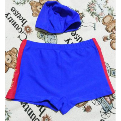 Stylish Elastic Waist Superman Pattern Board Shorts + Hat For BoysKids Swimwear<br>Stylish Elastic Waist Superman Pattern Board Shorts + Hat For Boys<br><br>Gender: For Boy<br>Pattern Type: Character<br>Swimwear Type: Board Shorts<br>Waist: Natural<br>Weight: 0.220KG<br>Package Contents: 1 x Board Shorts  1 x Hat