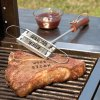 Quality Personality Steak Meat Barbecue BBQ Branding Iron 55 Letter Shape Mold Baking Tool