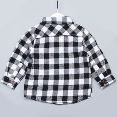 Stylish Checked Long Sleeve Turn-Down Collar Checked Kids ShirtBoys Clothing<br>Stylish Checked Long Sleeve Turn-Down Collar Checked Kids Shirt<br><br>Shirts Type: Casual Shirts<br>Material: Cotton Blends<br>Sleeve Length: Full<br>Collar: Turn-down Collar<br>Weight: 0.095KG<br>Package Contents: 1 x Shirt