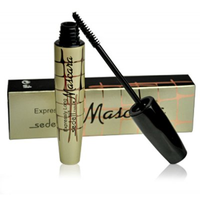 Stylish Long Lasting Waterproof Smudge-Proof Natural Lengthen Thick Curling Mascara