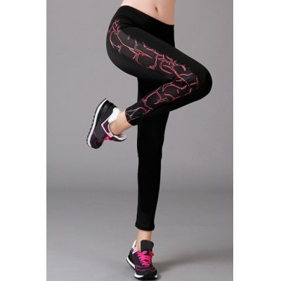 Stylish Printed Stretchy Yoga Pants For WomenYoga<br>Stylish Printed Stretchy Yoga Pants For Women<br><br>Style: Fashion<br>Length: Ninth<br>Material: Polyester<br>Fit Type: Skinny<br>Waist Type: Low<br>Closure Type: Elastic Waist<br>Pattern Type: Print<br>Pant Style: Pencil Pants<br>Weight: 0.370KG<br>Package Contents: 1 x Yoga Pants