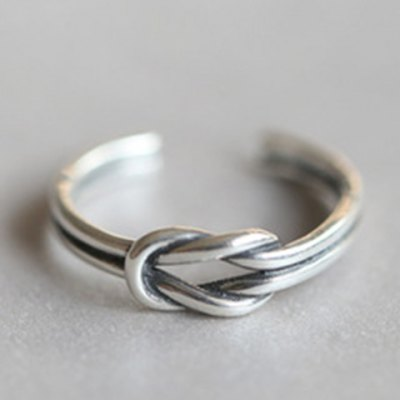 Vintage Twisted Cuff Ring