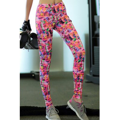 Trendy High Stretchy Printed Elastic Waist Womens Yoga PantsYoga<br>Trendy High Stretchy Printed Elastic Waist Womens Yoga Pants<br><br>Gender: For Women<br>Material: Polyester<br>Weight: 0.250KG<br>Package Contents: 1 x Pants