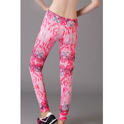 Trendy High Stretchy Printed Bodycon Womens Yoga PantsYoga<br>Trendy High Stretchy Printed Bodycon Womens Yoga Pants<br><br>Style: Active<br>Length: Ninth<br>Material: Polyester<br>Fit Type: Skinny<br>Waist Type: High<br>Closure Type: Elastic Waist<br>Pattern Type: Print<br>Pant Style: Pencil Pants<br>Weight: 0.180KG<br>Package Contents: 1 x Ankle Pants