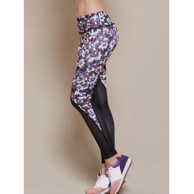 Stylish Elastic Waist Printed Skinny Yoga Pants For WomenYoga<br>Stylish Elastic Waist Printed Skinny Yoga Pants For Women<br><br>Gender: For Women<br>Material: Polyester<br>Weight: 0.270KG<br>Package Contents: 1 x Pants