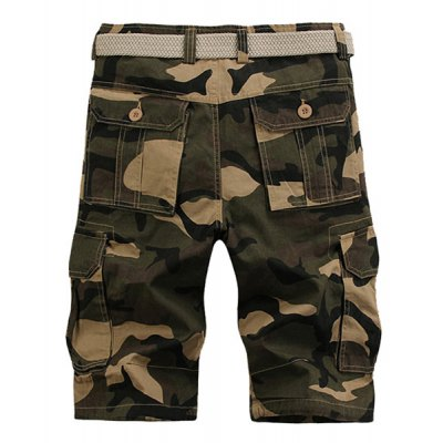 Military Style Straight Leg Multi-Pocket Camo Zipper Fly Cargo Shorts For MenMens Shorts<br>Military Style Straight Leg Multi-Pocket Camo Zipper Fly Cargo Shorts For Men<br><br>Style: Casual<br>Length: Knee-Length<br>Material: Cotton Blends<br>Fit Type: Loose<br>Waist Type: Mid<br>Closure Type: Zipper Fly<br>Front Style: Flat<br>With Belt: No<br>Weight: 0.440KG<br>Package Contents: 1 x Shorts