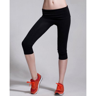 Active Elastic Waist Color Block Capri Gym Pants For WomenYoga<br>Active Elastic Waist Color Block Capri Gym Pants For Women<br><br>Style: Active<br>Length: Capri<br>Material: Polyester<br>Fit Type: Skinny<br>Waist Type: Mid<br>Closure Type: Elastic Waist<br>Pattern Type: Patchwork<br>Pant Style: Pencil Pants<br>Elasticity: Super-elastic<br>Weight: 0.195KG<br>Package Contents: 1 x Pants