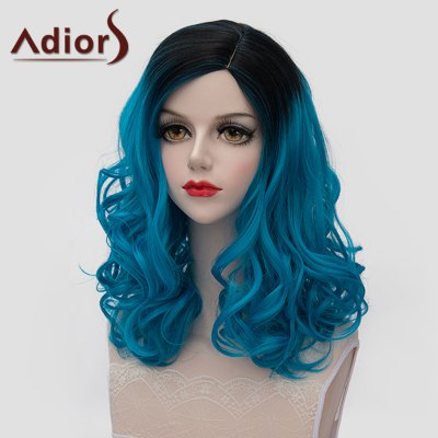 Lolita Medium Black Blue Gradient Trendy Bouffant Wavy Synthetic Universal Wig For WomenSynthetic Hair Wigs<br>Lolita Medium Black Blue Gradient Trendy Bouffant Wavy Synthetic Universal Wig For Women<br><br>Type: Full Wigs<br>Cap Construction: Capless<br>Style: Wavy<br>Material: Synthetic Hair<br>Bang Type: None<br>Length: Medium<br>Length Size(CM): 45<br>Weight: 0.230KG<br>Package Contents: 1 x Wig