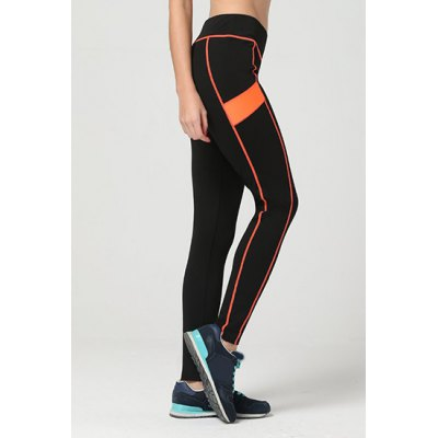 Active Color Block Skinny Yoga Pants For WomenYoga<br>Active Color Block Skinny Yoga Pants For Women<br><br>Style: Active<br>Length: Ninth<br>Material: Polyester<br>Fit Type: Skinny<br>Waist Type: Mid<br>Closure Type: Elastic Waist<br>Pattern Type: Patchwork<br>Pant Style: Pencil Pants<br>Weight: 0.209KG<br>Package Contents: 1 x Pants