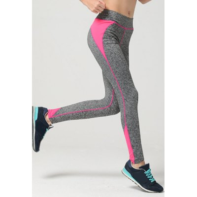 Active Color Block Skinny Pants For WomenYoga<br>Active Color Block Skinny Pants For Women<br><br>Style: Active<br>Length: Ninth<br>Material: Polyester<br>Fit Type: Skinny<br>Waist Type: Mid<br>Closure Type: Elastic Waist<br>Pattern Type: Patchwork<br>Pant Style: Pencil Pants<br>Weight: 0.230KG<br>Package Contents: 1 x Pants