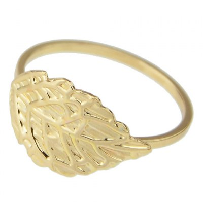 Stylish Simple Style Leaf Shape Ring For WomenRings<br>Stylish Simple Style Leaf Shape Ring For Women<br><br>Gender: For Women<br>Metal Type: Alloy<br>Style: Trendy<br>Shape/Pattern: Plant<br>Diameter: 1.7CM<br>Weight: 0.040KG<br>Package Contents: 1 x Ring