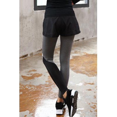 Фотография Active High-Waisted Hit Color Slimming Women