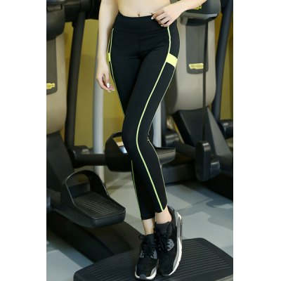 Active High-Waisted Elastic Waist Color Block Womens Yoga PantsYoga<br>Active High-Waisted Elastic Waist Color Block Womens Yoga Pants<br><br>Style: Active<br>Length: Normal<br>Material: Polyester<br>Fit Type: Skinny<br>Waist Type: High<br>Closure Type: Elastic Waist<br>Pattern Type: Patchwork<br>Pant Style: Pencil Pants<br>Weight: 0.420KG<br>Package Contents: 1 x Yoga Pants