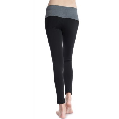 Stylish Elastic Waist Stretchy Gym Pants For WomenYoga<br>Stylish Elastic Waist Stretchy Gym Pants For Women<br><br>Style: Active<br>Length: Ninth<br>Material: Polyester,Spandex<br>Fit Type: Skinny<br>Waist Type: Mid<br>Closure Type: Elastic Waist<br>Pattern Type: Patchwork<br>Pant Style: Pencil Pants<br>Weight: 0.160KG<br>Package Contents: 1 x Pants