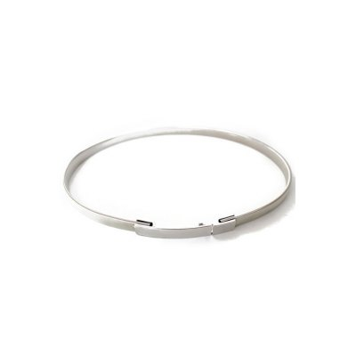 Chic Simple Style Alloy Belt For Women