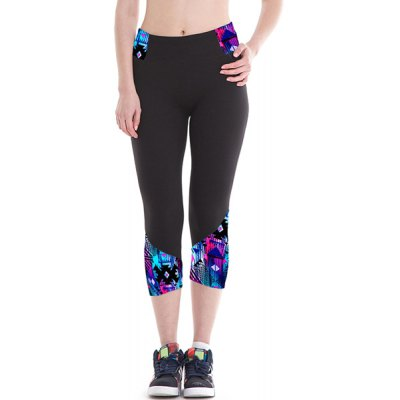 Trendy High Stretchy Geometric Print Slimming Womens Yoga PantsYoga<br>Trendy High Stretchy Geometric Print Slimming Womens Yoga Pants<br><br>Style: Active<br>Length: Capri<br>Material: Polyester<br>Fit Type: Skinny<br>Waist Type: High<br>Closure Type: Elastic Waist<br>Pattern Type: Geometric<br>Pant Style: Pencil Pants<br>Weight: 0.320KG<br>Package Contents: 1 x Pants